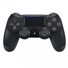 Беспроводной геймпад Sony DualShock 4 v2 (CUH-ZCT2E) (Черный)