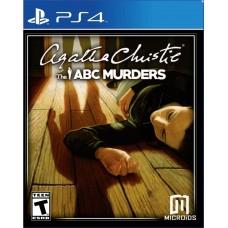 Agatha Christie - The ABC Murders (PS4)