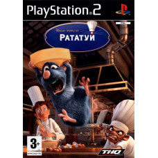 Disney Pixar Рататуй (PS2)
