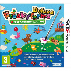 Freaky Forms Deluxe (3DS)
