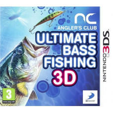 Aglers Club Ultimate Bass Fishing 3D (3DS)