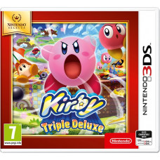 Kirby Triple Deluxe (3DS)