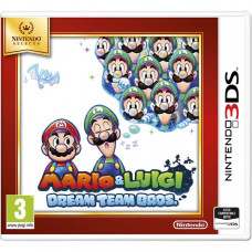 Mario & Luigi: Dream Team Bros (3DS)