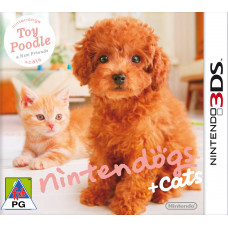 Nintendo + Cats - Toy Poodle & new Friends (3DS)