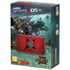 New Nintendo 3DS XL Monster Hunter Generation Edition