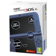 New Nintendo 3DS XL Blue (Синяя)