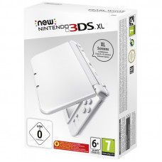 New Nintendo 3DS XL White (Белая)