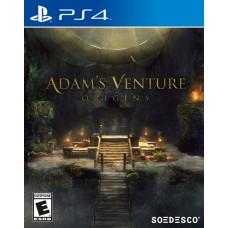 Adam's Venture: Origins (русская версия) (PS4)
