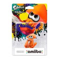 Интерактивная фигурка amiibo – Инклинг-кальмар (оранжевый) - Splatoon Коллекция