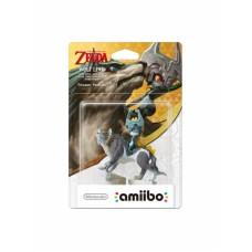 Фигурка amiibo Линк-волк (Коллекция Zelda Twilight Princess)