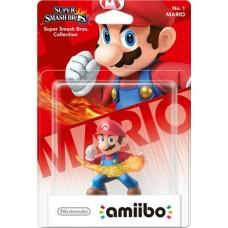 Фигурка amiibo Марио (коллекция Super Smash Bros.)
