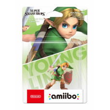 Фигурка amiibo Юный Линк (коллекция Super Smash Bros.)