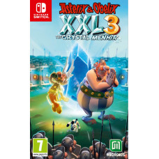 Asterix and Obelix XXL 3: The Crystal Menhir (Nintendo Switch)
