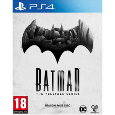 Batman: The Telltale Series (русская версия) (PS4)