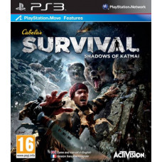 Cabela's Survival: Shadows of Katmai (для Move) (PS3)