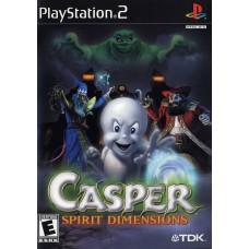 Casper Spirit Dimensions (PS2)