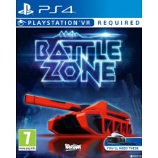 Battlezone (только для VR) (русская версия) (PS4)