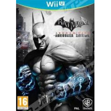 Batman: Arkham City- Armoured Edition (Wii U)