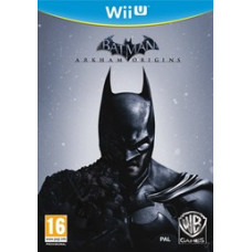 Batman: Arkham Origins ( WiiU)