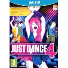 Just Dance 4 (WiiU)