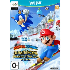 Mario & Sonic at the Sochi 2014 Olympic Winter Games (WiiU)