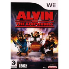 Alvin and Chipmunks (WII)