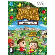 Animal Crossing let's Go to City Wi-Fi (Wii)
