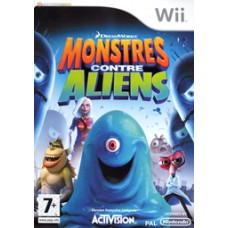 Monster vs Aliens (Wii)