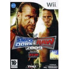 WWE Smack Down vs Raw 2009 (Wii)