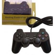 Джойстик Double Shock 2 черный PS2