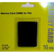 Карта памяти Memory Card 16 МБ (PS2)