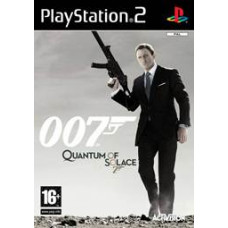 007 : Quantum of Solace (PS2)