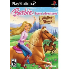 Barbie Horse Adventures: Riding Camp (PS2)