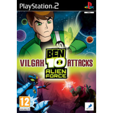 Ben 10: Alien Force Vilgax Attacks (PS2) (Playstation 2)