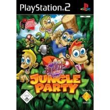 BUZZ Junior: Праздник в джунглях (PS2)