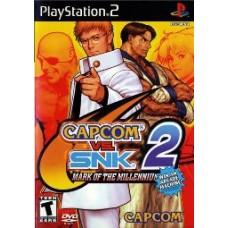 Capcom vs. SNK 2 (PS2)