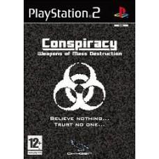 Conspiracy: Weapon of Mass Destruction (PS2)