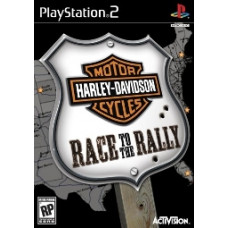 Harley-Davidson: Race to the Rally (PS2)