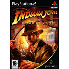 Indiana Jones and Staff of Kings (PS2)