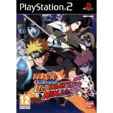 Naruto Shippuden Ultimate Ninja 5 (PS2)
