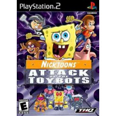 Nicktoons Attack of the Toybots (PS2)