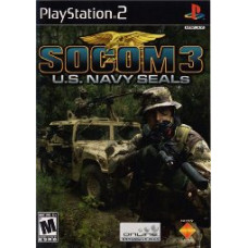 SOCOM: U.S. III  Navy Seals (PS2)