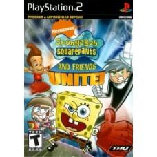 SpongeBob Squarepants and Friends: Unite! (PS2)