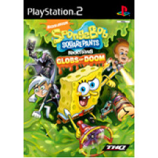 SpongeBob SquarePants featuring Nicktoons: Globs of Doom (PS2)