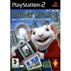 Struart Little 3: Big Photo Advanture (PS2)