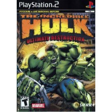 The Incredible Hulk (PS2)