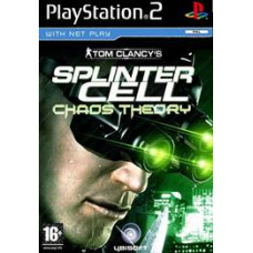 Tom Clancy's Splinter Cell Cell Chaos theory (PS2)