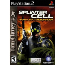 Tom Clancy's Splinter Cell: Pandora Tomorrow (PS2)