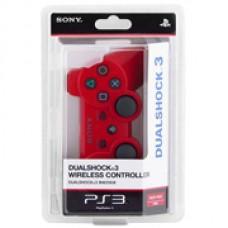 Джойстик беспроводной для Sony DualShock 3 (красный)