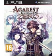 Agarest Generations of War Zero (PS3)